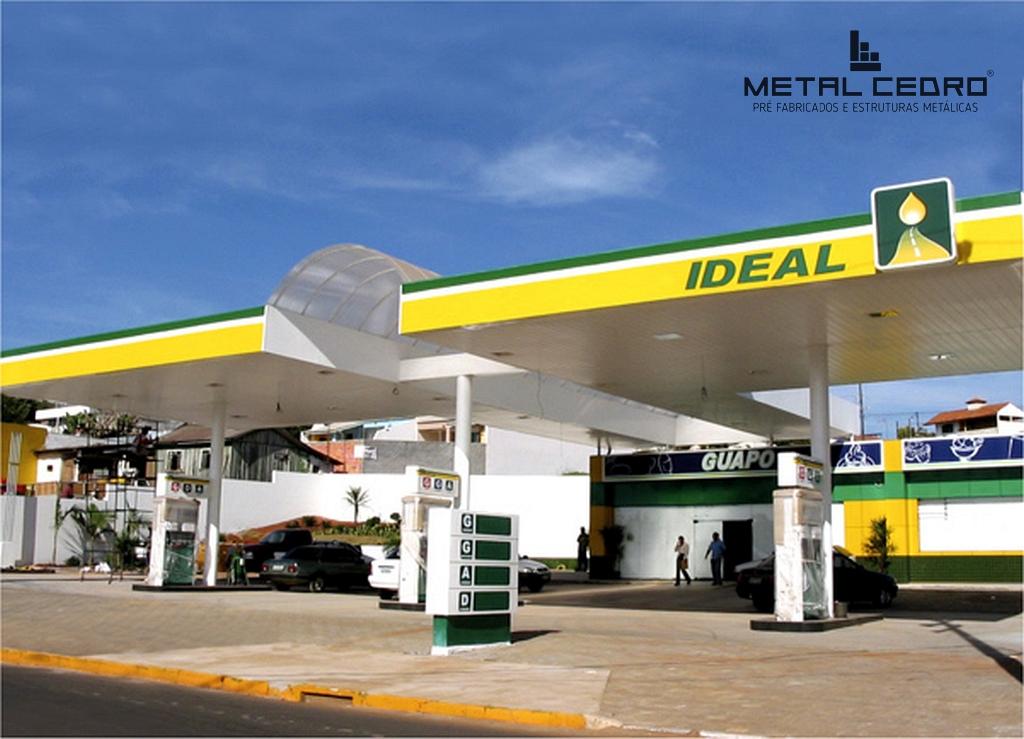 Telêmaco Borba - PR - Postos de Combustível