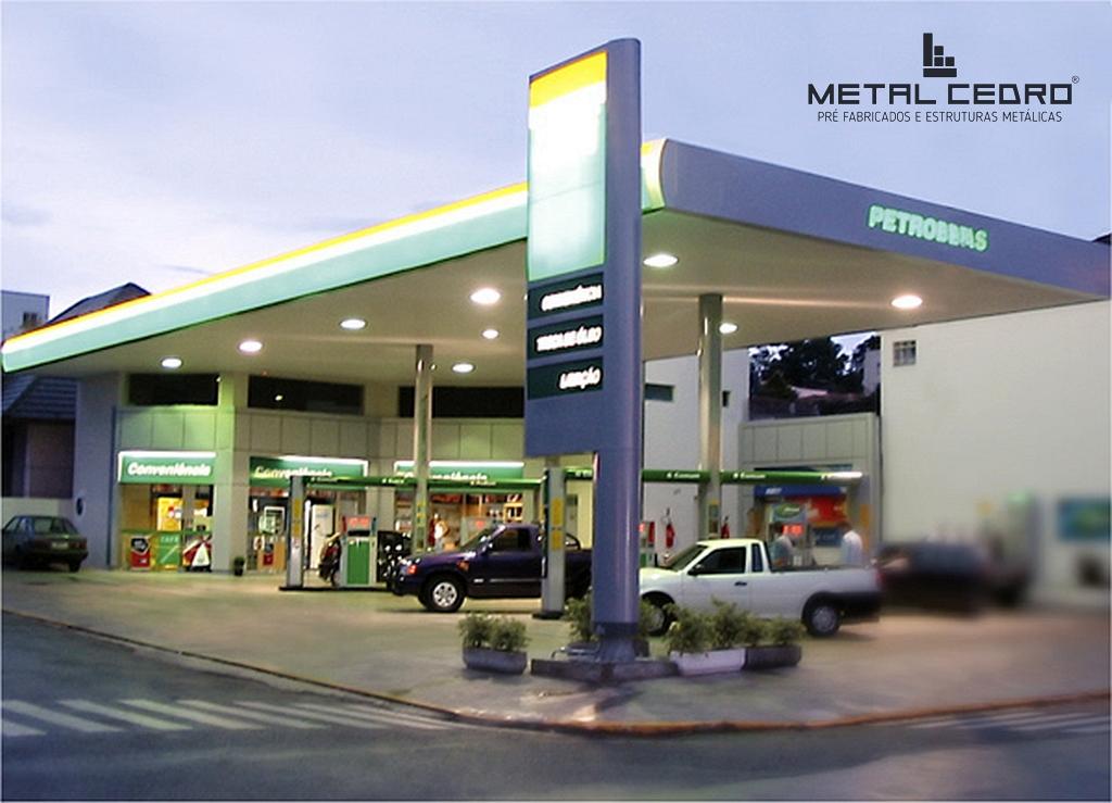 Porto União - PR - Postos de Combustível