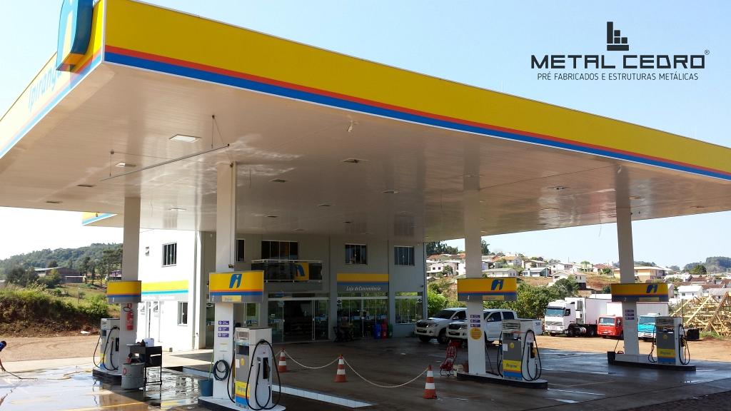 São José do Cedro - SC - Postos de Combustível