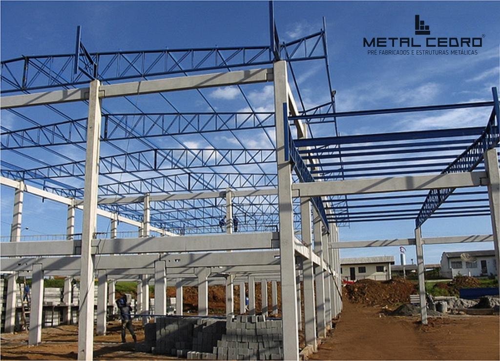 Curitibanos - SC - Obras Industriais