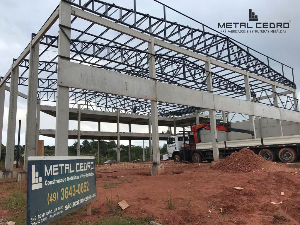 Curitiba - PR - Obras Industriais