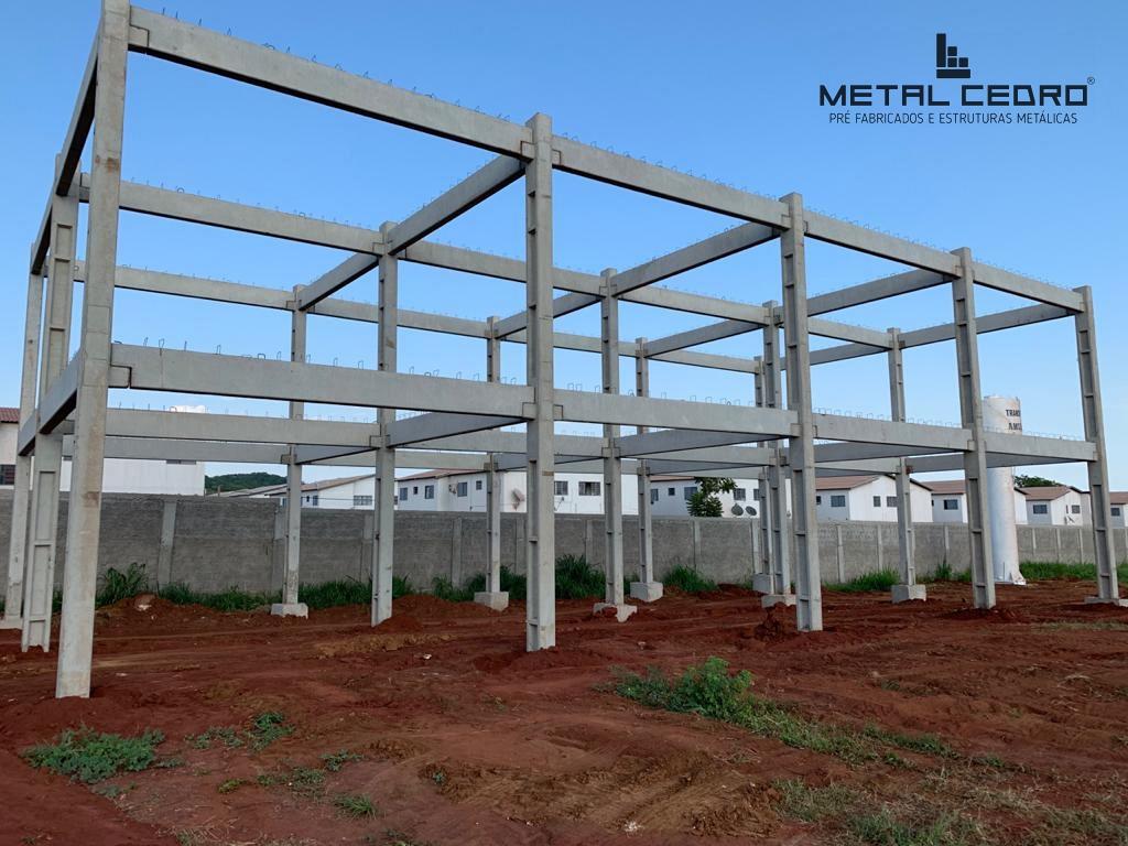 Corumbá - MS - Obras Industriais