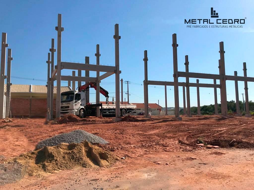 Fazenda Rio Grande - PR - Obras Industriais