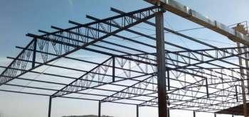 Estruturas metálicas na construção civil