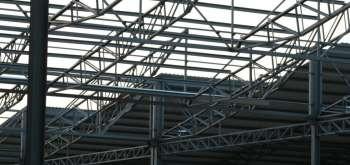 Estruturas metálicas reduzem o tempo de construção em até 40%