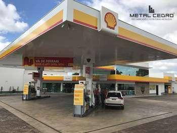 Foz do Iguaçu - PR - Postos de Combustível