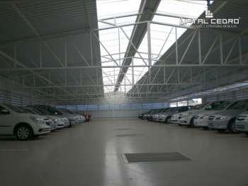Porto União - PR - Obras Comerciais