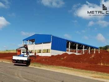 Apucarana - PR - Obras Industriais