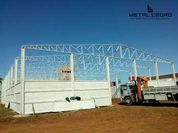 Campos Novos - SC - Obras Industriais