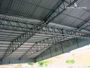 Treze Tílias - SC - Obras Industriais