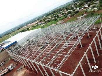 Foz do Iguaçu - PR - Obras Industriais