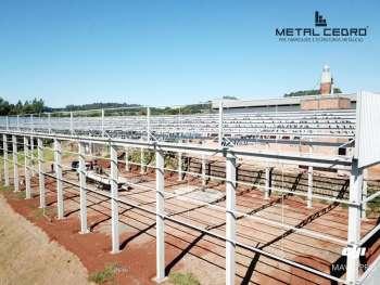 São José do Cedro - SC - Obras Industriais