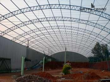 São Miguel do Oeste - SC - Obras Industriais