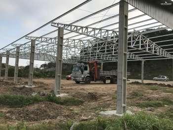 Florianópolis - SC - Obras Industriais