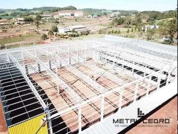 São José do Cedro - SC - Obras Comerciais